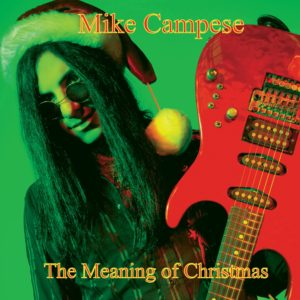 Mike Campese-The Meaning of Christmas cover