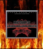MIKE CAMPESE:  VIRTUOSO ROCK FUSION CONCEPTS