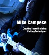 MIKE CAMPESE:  CREATIVE SPEED-BUILDING PICKING TECHNIQUES