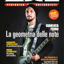 Axe Magazine, Italy – October 2016 – Mike Campese – 13 Page Feature
