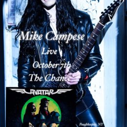 Mike Campese Live – Avatar
