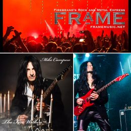 """Frame Music UK – Review of """"The Fire Within"""""""