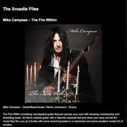 """The Fire Within"" Review! Ripple Music."
