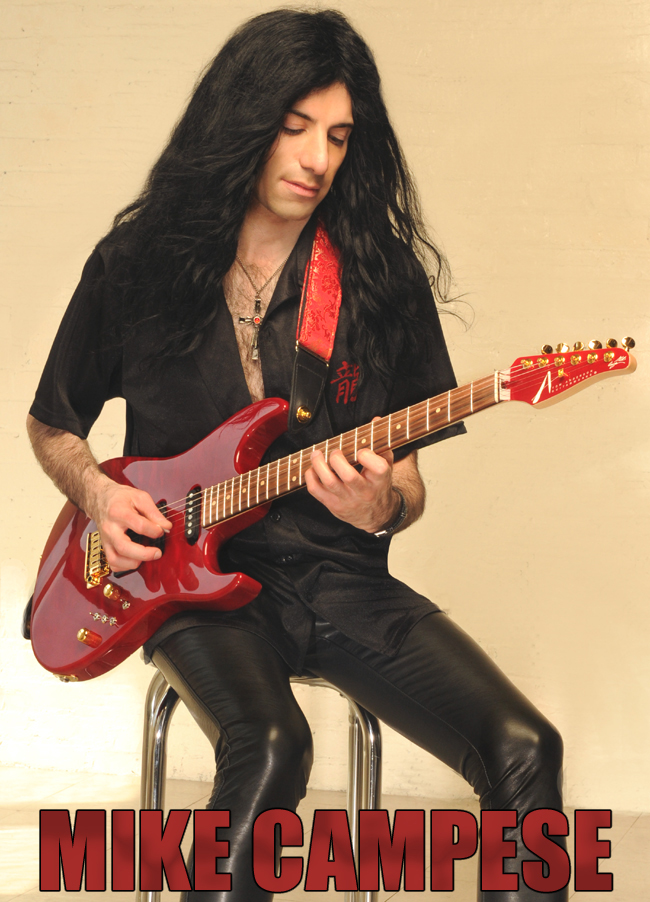 Online Lessons with Mike Campese. Guitar, Bass and Ukulele.