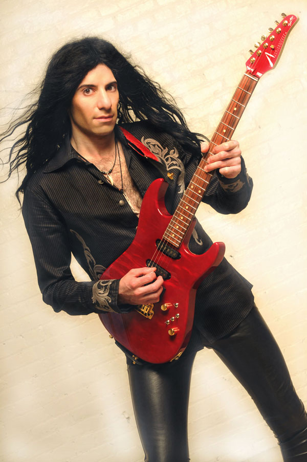 Mike Campese with Guitar - Private Lessons